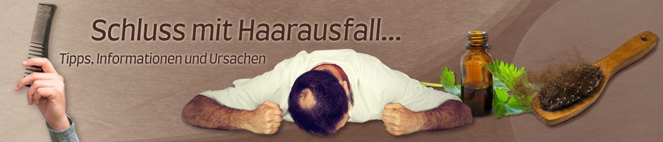 Schluss-mit-Haarausfall.de – Tipps gegen Haarausfall